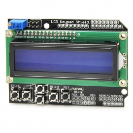 """2.6"""" LCD Keypad Shield for Arduino(Works with Official Arduino Boards)"""