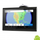 "M7020 7 ""Resistive Bildschirm Android 4.0 GPS Navigator w / America Map / Wi-Fi"