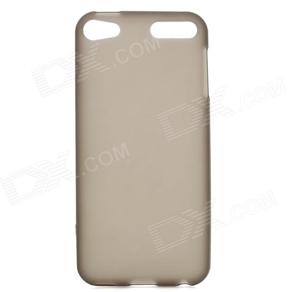 Protective TPU Case for Ipod Touch 5 - Translucent Grey