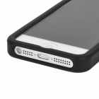 Protective Silicone Case for Iphone 5 - Black