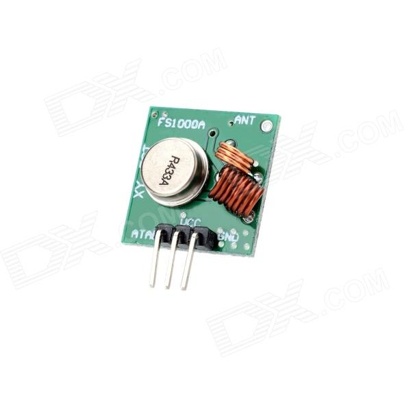 433.92MHz Transmitter Module for Electric DIY