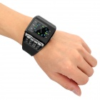 "Q8 GSM Watch Phone w/ 1.3"" Resistive Screen, Quad-Band, FM and Dual-SIM - Black"