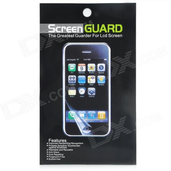 Protective Glossy LCD Screen Protectors Set for Iphone 5 - Transparent (10PCS) protective glossy lcd screen protectors set for iphone 5 transparent 10pcs