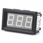 3-Digit Blue LED Digital Voltmeter Meter Module (DC 3.5~30V)