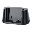 Portable Charging Docking Station Cradle for Sony Xperia Acro S LT26W - Black