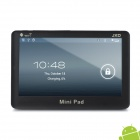 "JXD S18 4.3"" Resistive Screen Android 4.1.1 Mini Pad Tablet PC w/ TF / Wi-Fi / G-Sensor - Black"