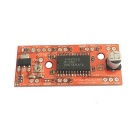 EasyDriver V4.4 Stepper Motor Driver Board for Arduino - Red