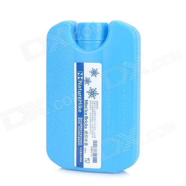 NatureHike MILBBH150 Ice Pack for Camping - Blue (150ml)