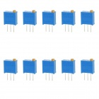 3296 502 5kOhm Variable Resistor Potentiometer Trimmers (10PCS)