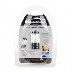 MAGICSHINE 3.5lm 3-Mode 1-LED Camping Lantern - Black + Transparent (2 x CR2032)