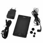 "Sony Xperia Acro S LT26W WCDMA Barphone w/ 4.3"" Capacitive Screen, Wi-Fi and GPS - Black"