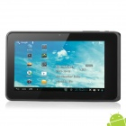 E11-D Capacitive Touch Screen Android 4.0 Tablet PC w/ TF / HDMI / Wi-Fi / Camera - Black