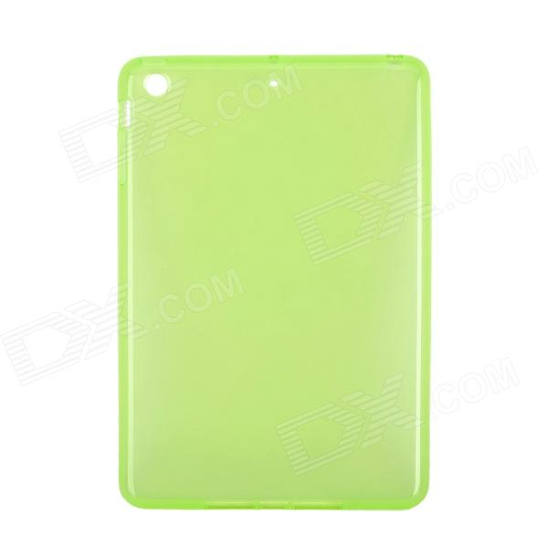 New Protective TPU Back Case Cover for Ipad MINI - Green