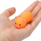 Cute USB 2.0 Flash Drive de disco - Orange (32GB)
