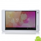 "Ramos W2 7"" Android 4.0 Dual Core Tablet PC w/ TF / Camera / Wi-Fi / G-Sensor - White"