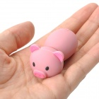 Cartoon Pig Style USB 2.0 Flash Drive - Pink (32GB)