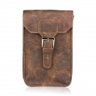Stylish PU Leather Sleeve Pouch Case for Samsung Galaxy Note II / N7100 / HTC One X - Orange