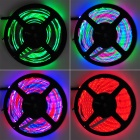 72W 110LM Multi-Color 270*SMD 5050 LED Car Light Strip (12V / 5m)