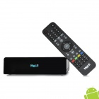 MELE A1000G Android 4.0 Google TV Player w / Wi-Fi / SD / 1GB RAM / 8GB ROM / VGA - Schwarz
