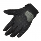 PRO-BIKER MCS-23 Full-Fingers Autumn & Winter Motorcycle Racing Gloves - Black (Pair / Size L)