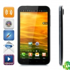"N9880 Android 4.0.3 WCDMA Bar Phone w/ 6.0"" Capacitive Screen, Wi-Fi, GPS and Dual-SIM - Black"