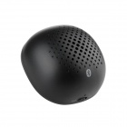 Mini USB Rechargeable Bluetooth V2.1 + EDR Music Speaker - Black