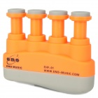 ENO EHF-01 Piano Instrument ABS Finger Strength Training Device - Orange