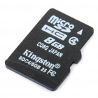 Echte Kingston 8GB SDHC microsd / tf Speicherkarte (Klasse 4)