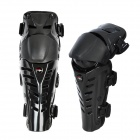 PRO-BIKER HX-P03 Motorcycle Sports Knee Pad Guard - Black (Pair)
