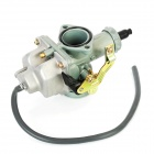 Quality Zinc Auto Carb Carburetor Accelerator Pump for Honda CG200 - Silver + Grey