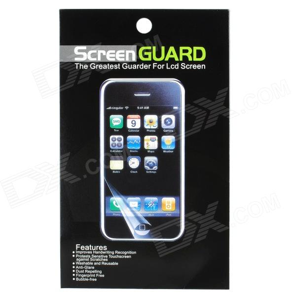 Anti-Glare Glossy Protector Screen Guards for Samsung Galaxy Note 2 N7100 - Transparent (5 PCS)