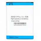 3800mAh Rechargeable Replacement Li-ion Battery for Samsung Galaxy Note 2 N7100 - White + Blue