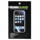 Anti-Glare Matte Protector Screen Guards for Samsung Galaxy Note 2 N7100 - Transparent (5 PCS)