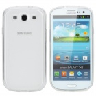 Replacement Battery + Protectors + Cleaning Cloths + PVC Back Case Set for Samsung Galaxy S3 i9300