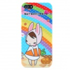 Protective Plastic Case for iPhone 5 - Colorful