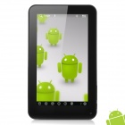 "VIA 8850 7"" Android 4.0 Tablet PC w/ TF / HDMI / Wi-Fi / Camera / G-Sensor - Red"