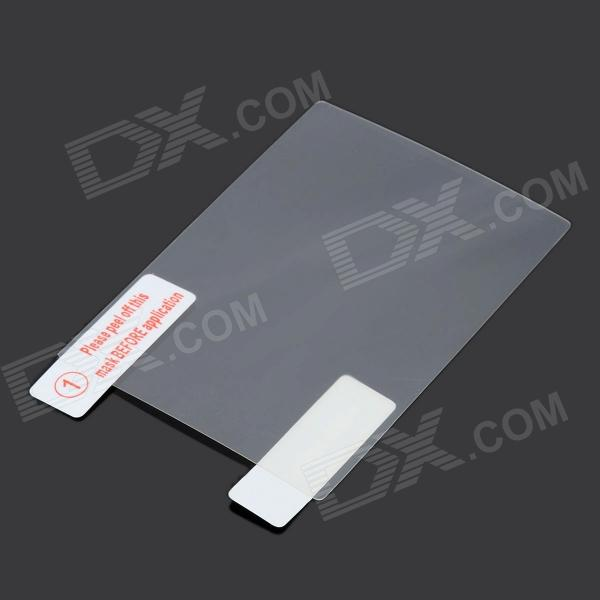 PET Glossy Screen Guard Film for Canon 60D / 600D Camera