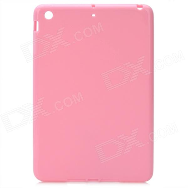 Protective TPU Back Case Cover for Ipad MINI - Pink