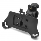 360 Grad drehbare Bicycle Swivel Mount Halter für iPhone 5 - Black