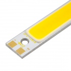 6958 DIY 10W 1050LM Warm White Light COB LED Bar Module (DC12~14V)
