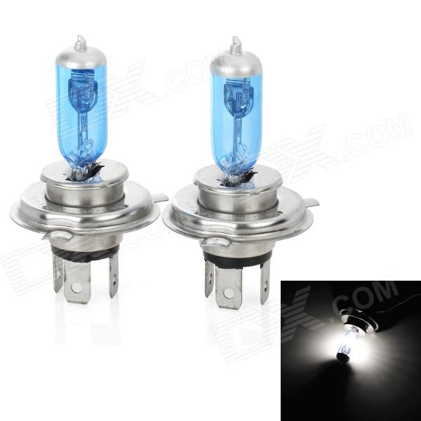 KOBO H4 55W 5500K 1600lm White Light Halogen Car Headlamp (DC 12V / 2 PCS)