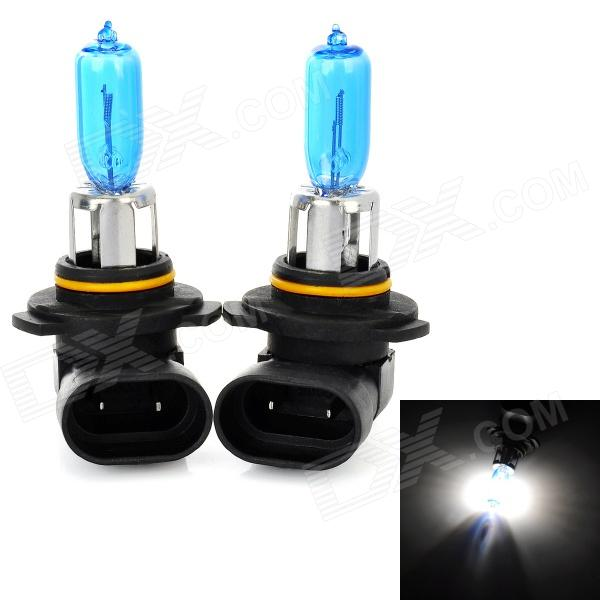 KOBO 9005 65W 5500K 1800lm White Light Halogen Car / Motorcycle Headlamp (DC 12V / 2 PCS)