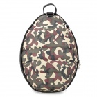 Outdoor Turtle Shell Style One-shoulder Bag - Camouflage
