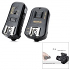 3-in-1 NiceFoto N-16 2.4GHz Wireless Remote Control Flash Trigger Set for Nikon Camera