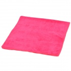 NatureHike Travelling Bacteriostatic Towel - Red