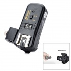 NiceFoto 2.4GHz Wireless Remote Flash Trigger w/ Umbrella Holder for Nikon DSLRs (2 x AAA)