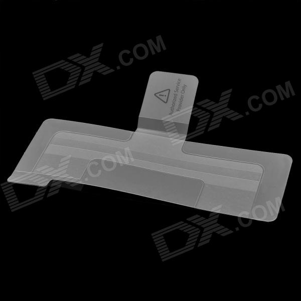 DIY Battery Back Sticker Removal Adhesive Strip Film for Iphone 5 - Transparent clear a4 self adhesive transparent vinyl label tag sticker for laser printer 2 to 15 sheets