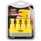 AROMA HF-03 Hand Finger Exerciser Extend-O-Grip - Yellow