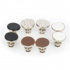 TV Perfect Fit Buttons Kit  - White + Black + Silver + Brown (8PCS)