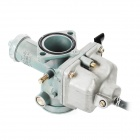 DIY Zinc Motorcycle Carburetor for Honda CG200 - Grey + Silver